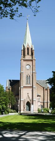 Fredrikstad Dome Church Stock Photo - 265212