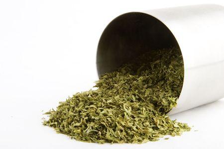 dehydrate: Bulk dried parsley (Petroselinum crispum)  flakes