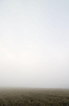 estaciones del a�o: Prairie niebla paisaje