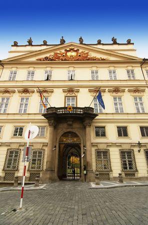 Old Building - Prague Stock Photo - 358281
