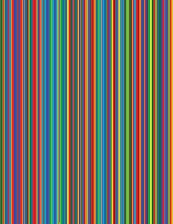 A vector image of bright pinstripes. photo