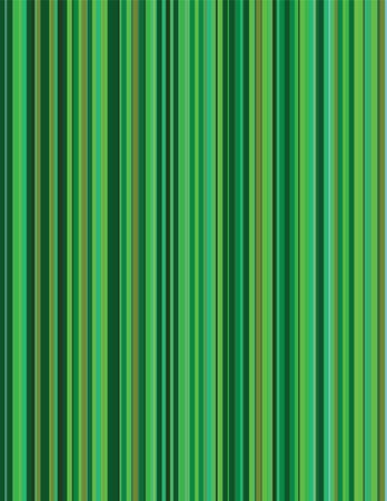 pinstripes: A vector background image of green pinstripes. Stock Photo