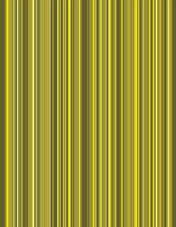 pinstripes: A vector background image of yellow pinstripes. Stock Photo