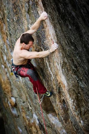 Rock Climbing Stock Photo - 1543503