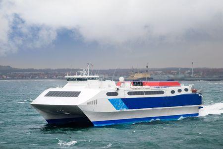 seabus: A fast catamaran ferry