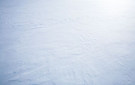 blown: A wind blown snow background texture