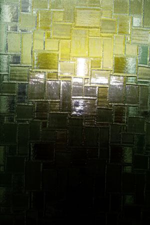 cross hatched: Glass window texture - a hatched pattern