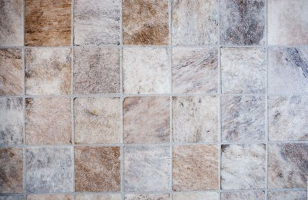 detailed image: A very detailed image of a linoleum tile background Stock Photo