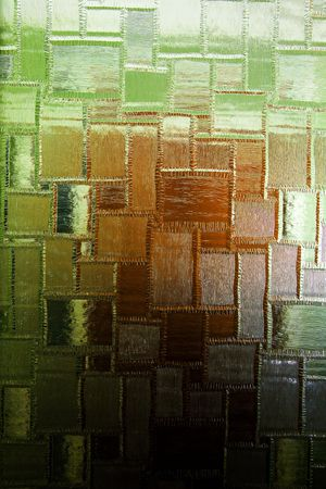 Glass window texture - a hatched pattern photo