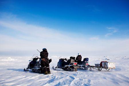 svalbard: An adventure guide on the island of Spitsbergen, Svalbard, Norway