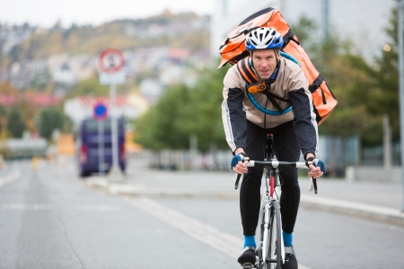 corriere: Corriere Bike su Via