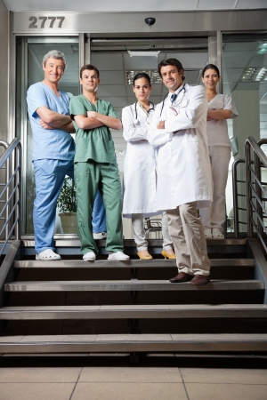 Confident Medical Professionals photo