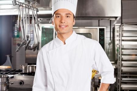 cocinas industriales: Chef Hombre Feliz