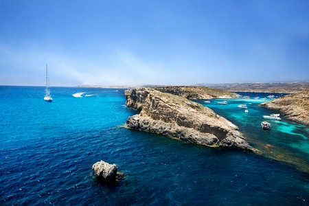 oceanscape: Blue Lagoon, Comino