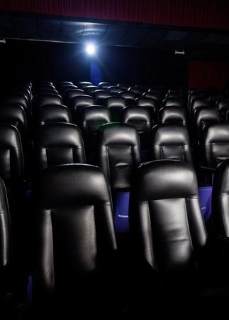lightbeam: Empty Cinema Theater