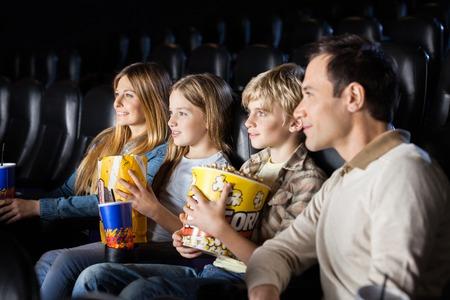 teatro: Observación de la familia de Cine En Teatro