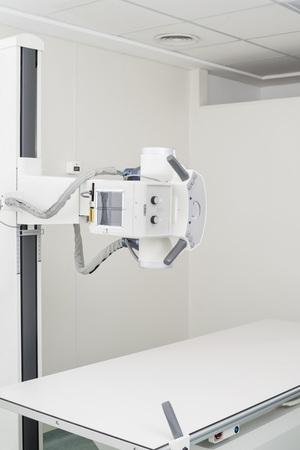 X-ray Device In Examination Room Archivio Fotografico
