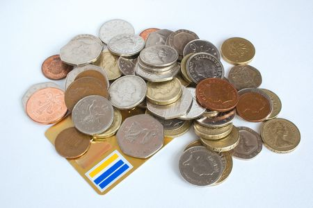 cash or credit Stock Photo - 335432