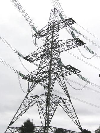 watts: electricity pylon