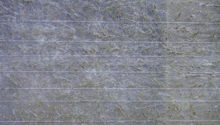 fibreglass: background of a sheet of fibre-glass material