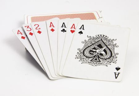 rummy: winning hand in a game of rummy