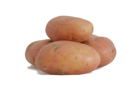 desiree: desiree a red skin potato  a very tasty root vegetable