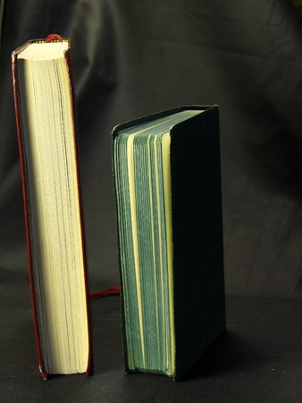 two old books of fiction written by great authors Stock Photo - 11090441
