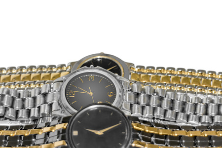 Group of 3 modern style wrist watches