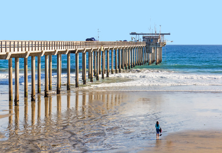 Scripps Pier Institute of Oceanography photo