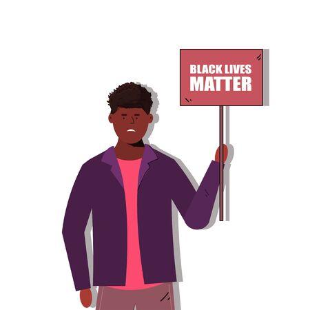 Black lives matter freedom protest