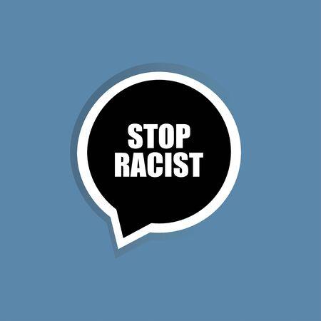 Black lives matter freedom protest, sticker, icon