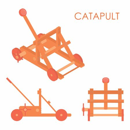 Catapult colored