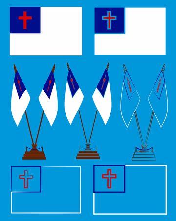 International Christian Flag