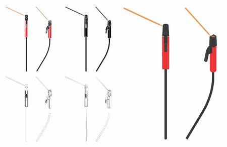 Welding tool - Wand solder Banco de Imagens - 106121772