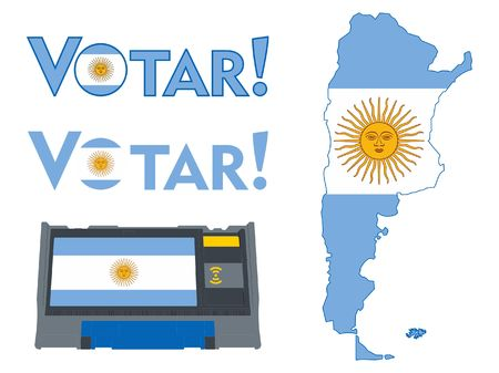 Symbols for elections in Argentina
