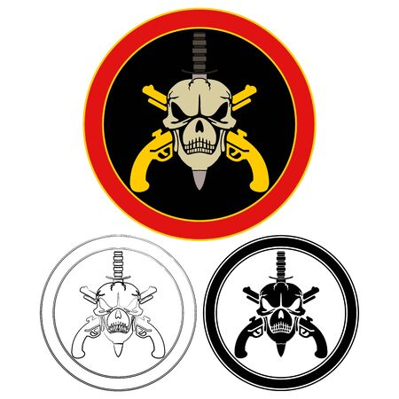 Military Special Forces Symbol