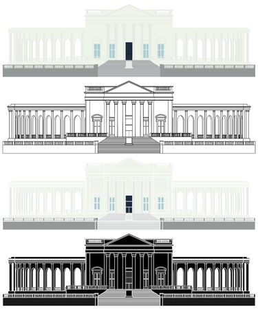 Memorial Arlington National Cemetery colored