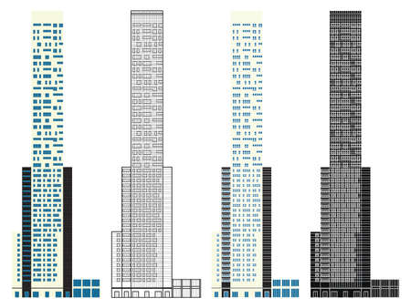 Platinum 2020 Building in Sao Paulo, Brazil