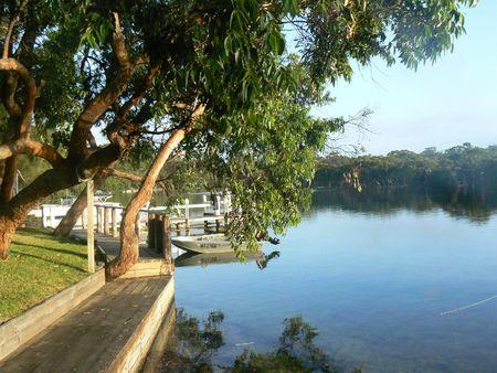 veiw: River veiw peace and serenity l(south coast)