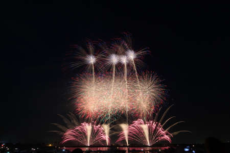 2017 Fireworks in Mie Haruna City