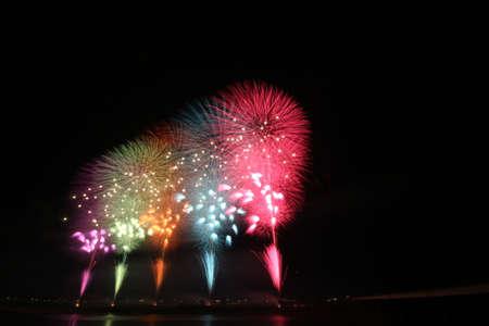 "2019 Japan's Three Great Fireworks ""Nagaoka Fireworks"""