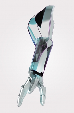 unstoppable: Robotic hydraulic hand with three fingers in future, our technological progress is unstoppable