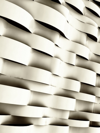 angle downl wave black and white alighted abstract cool surface card background illustration Stock Illustration - 15708783