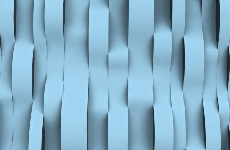 alighted: vertical wave blue alighted abstract cool surface card background illustration