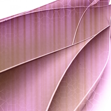 Violet designl shape in horizontal motion blur background Stock Photo - 17333742