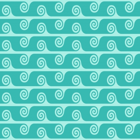 see wave beautiful vector pattern illustration Vector