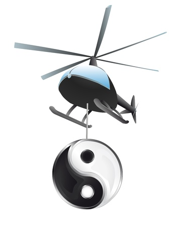 airway: helicopter transport of east religion