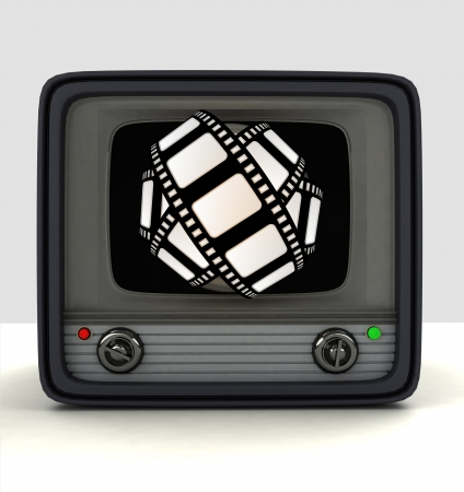 online broadcasting newest movie entertainment  illustration illustration
