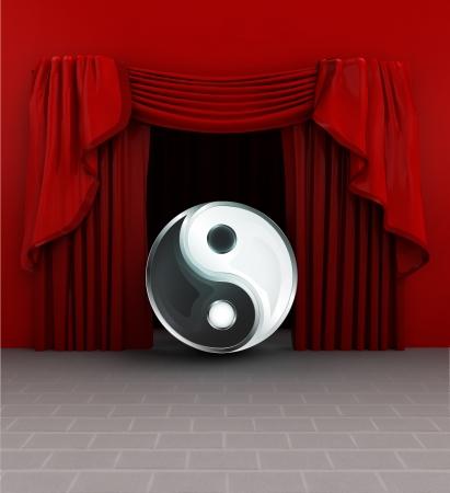 harmonic: harmonic and meditation show starts illustration
