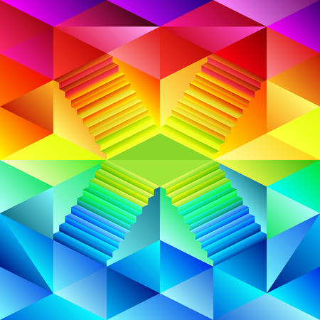 colorful illustration Vector
